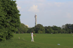 Το πάρκο αντιβασιλέων ` s, Λονδίνο στοκ εικόνα