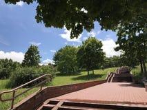 Το πάρκο σύνθετο Στοκ φωτογραφία με δικαίωμα ελεύθερης χρήσης