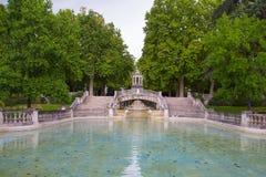 Το πάρκο της Darcy στη Ντιζόν, Γαλλία Στοκ Φωτογραφίες