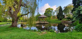 Το πάρκο στοκ εικόνα
