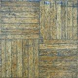 το πάτωμα έξυσε ξύλινο Στοκ φωτογραφίες με δικαίωμα ελεύθερης χρήσης