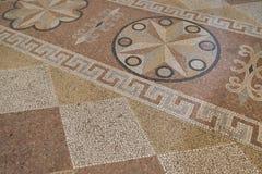 Το πάτωμα μωσαϊκών του καθεδρικού ναού μεταμόρφωσης στοκ φωτογραφία με δικαίωμα ελεύθερης χρήσης