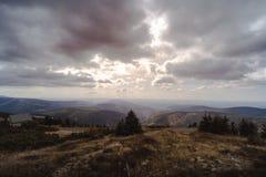 Το πένθος της κορυφής του βουνού στοκ εικόνες με δικαίωμα ελεύθερης χρήσης