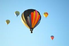 το πέταγμα τσίρκων μπαλονιών αέρα bealton καυτό εμφανίζει va στοκ εικόνες