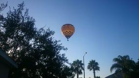 το πέταγμα τσίρκων μπαλονιών αέρα bealton καυτό εμφανίζει va Στοκ εικόνες με δικαίωμα ελεύθερης χρήσης