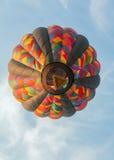 το πέταγμα τσίρκων μπαλονιών αέρα bealton καυτό εμφανίζει va στοκ φωτογραφίες