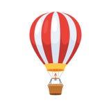 το πέταγμα τσίρκων μπαλονιών αέρα bealton καυτό εμφανίζει va απεικόνιση αποθεμάτων