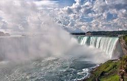 Το πέταλο Niagara πέφτει πανόραμα Στοκ Εικόνες