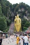 Το παγκόσμιο πιό ψηλό άγαλμα Murugan, μια ινδή θεότητα Στοκ φωτογραφία με δικαίωμα ελεύθερης χρήσης