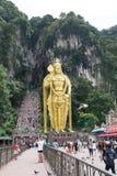 Το παγκόσμιο πιό ψηλό άγαλμα Murugan, μια ινδή θεότητα Στοκ Εικόνες