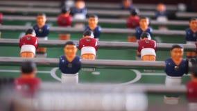 Το παιχνίδι του επιτραπέζιου ποδοσφαίρου φιλμ μικρού μήκους