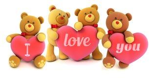 Το παιχνίδι teddy αντέχει διανυσματική απεικόνιση