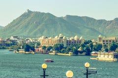 Το παλάτι leela, Udaipur, Rajasthan στοκ εικόνες με δικαίωμα ελεύθερης χρήσης