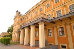 Το παλάτι Menshikov σε Άγιο Πετρούπολη Στοκ Φωτογραφία