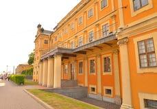Το παλάτι Menshikov σε Άγιο Πετρούπολη Στοκ Εικόνες