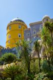 Το παλάτι Pena Sintra Πορτογαλία στοκ εικόνα με δικαίωμα ελεύθερης χρήσης