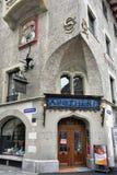 Το παλαιότερο φαρμακείο σε Λουκέρνη, Ελβετία Στοκ Εικόνα