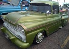 Το παλαιό αυτοκίνητο μυών παρουσιάζει Isabela Puerto Στοκ Εικόνες