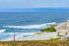 Το παλαιό νεκροταφείο στο San Juan στο Πουέρτο Ρίκο Στοκ εικόνες με δικαίωμα ελεύθερης χρήσης