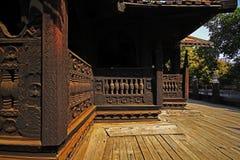 Το παλαιό ξύλινο κτήριο αρκετοί χρονών στοκ φωτογραφίες με δικαίωμα ελεύθερης χρήσης