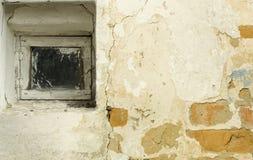 Το παλαιό παράθυρο Στοκ εικόνα με δικαίωμα ελεύθερης χρήσης