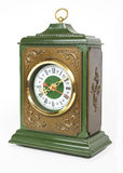 το παλαιό ρολόι απομόνωσ&epsilon στοκ εικόνες με δικαίωμα ελεύθερης χρήσης