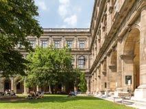 Το πανεπιστήμιο της Βιέννης (Universitat Wien) Στοκ φωτογραφίες με δικαίωμα ελεύθερης χρήσης