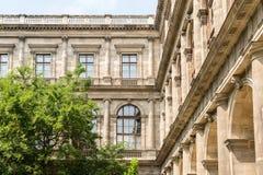 Το πανεπιστήμιο της Βιέννης (Universitat Wien) Στοκ εικόνες με δικαίωμα ελεύθερης χρήσης