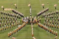 Το πανεπιστήμιο της υπερηφάνειας του Τένεσι της Southland μπάντας στοκ φωτογραφίες με δικαίωμα ελεύθερης χρήσης