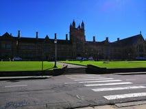 Το πανεπιστήμιο του Σίδνεϊ στοκ εικόνες με δικαίωμα ελεύθερης χρήσης