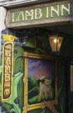 Το πανδοχείο αρνιών στο Νόργουιτς Στοκ εικόνες με δικαίωμα ελεύθερης χρήσης