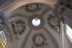 Το παπικό Archbasilica του ST John στο Lateran Στοκ Φωτογραφίες