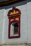 Το παράθυρο της εκκλησίας Annunciation Στοκ Φωτογραφία