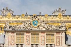 Το παλάτι Βερσαλλίες ήταν ένας βασιλικός πύργος στο Παρίσι, Γαλλία Στοκ Εικόνες