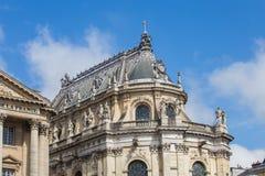 Το παλάτι Βερσαλλίες ήταν ένας βασιλικός πύργος στο Παρίσι, Γαλλία Στοκ Εικόνα