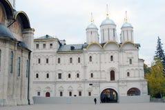 Το παλάτι πατριαρχών και η εκκλησία δώδεκα Apostles� Στοκ Εικόνες