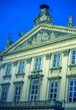 Το παλάτι του αρχιεπισκόπου - Μπρατισλάβα - Σλοβακία Στοκ φωτογραφία με δικαίωμα ελεύθερης χρήσης