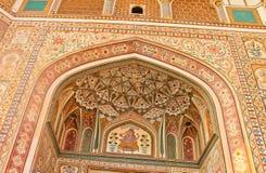Το παλάτι-φρούριο στην Ινδία Στοκ φωτογραφία με δικαίωμα ελεύθερης χρήσης