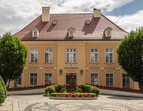Το παλάτι Στοκ φωτογραφία με δικαίωμα ελεύθερης χρήσης