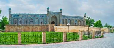 Το παλάτι Khudayar Khan στοκ εικόνα