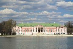 Το παλάτι Kuskovo στοκ φωτογραφία με δικαίωμα ελεύθερης χρήσης