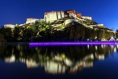 Το παλάτι Potala στοκ εικόνες με δικαίωμα ελεύθερης χρήσης