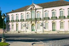 Το παλάτι Queluz, Πορτογαλία Στοκ Φωτογραφία