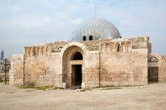 Το παλάτι Umayyad στο Αμμάν Στοκ εικόνα με δικαίωμα ελεύθερης χρήσης
