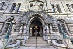Το παλαιά Δημαρχείο - Ρίτσμοντ, Βιρτζίνια Στοκ φωτογραφία με δικαίωμα ελεύθερης χρήσης