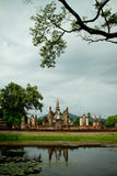 το παλαιό βασιλικό παλάτι Ταϊλάνδη Στοκ εικόνες με δικαίωμα ελεύθερης χρήσης