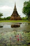 το παλαιό βασιλικό παλάτι Ταϊλάνδη Στοκ Εικόνα