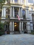 Το παλαιό Δημαρχείο Βοστώνη Στοκ Φωτογραφία