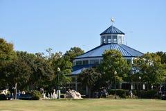 Το παλαιό ιπποδρόμιο 1894 στο πάρκο Coolidge στο Σατανούγκα, Τένεσι Στοκ φωτογραφία με δικαίωμα ελεύθερης χρήσης