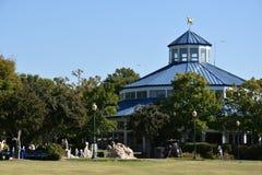 Το παλαιό ιπποδρόμιο 1894 στο πάρκο Coolidge στο Σατανούγκα, Τένεσι Στοκ εικόνες με δικαίωμα ελεύθερης χρήσης